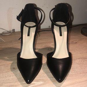 Forever 21 Black heels